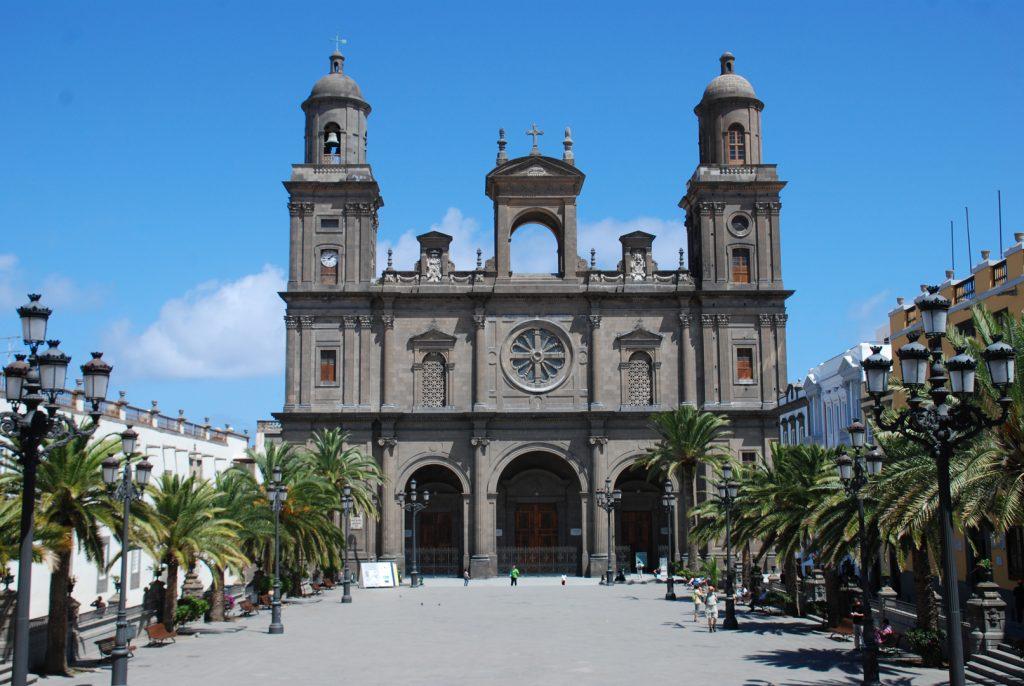 Kathedrale Santa Ana in Las Palmas Gran Canaria
