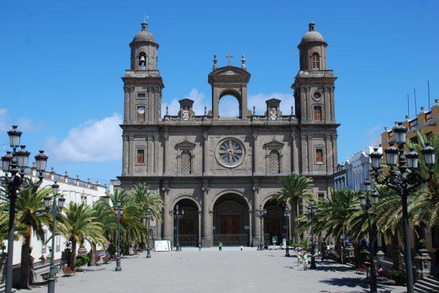 Kathedrale Santa Ana Las Palmas Gran Canaria